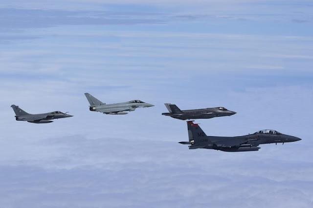 Global combat aircraft market overview