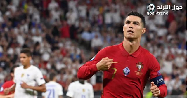 تفاصيل موعد مباراة البرتغال وإيرلندا في تصفيات كأس العالم 2022