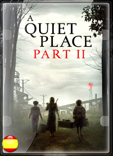 Un Lugar En Silencio Parte II (2021) DVDRIP ESPAÑOL