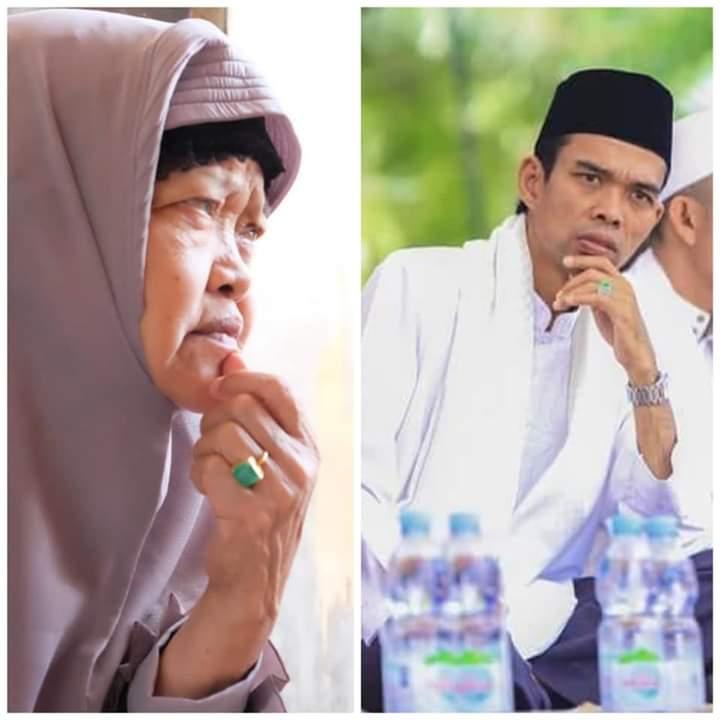 Ibundanya Wafat, Tulisan Ust Abdul Somad Menyentuh Hati