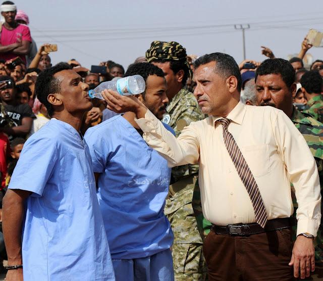 Детоубийц публично расстреляли в столице Йемена