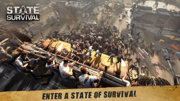 Enter a State of Survival