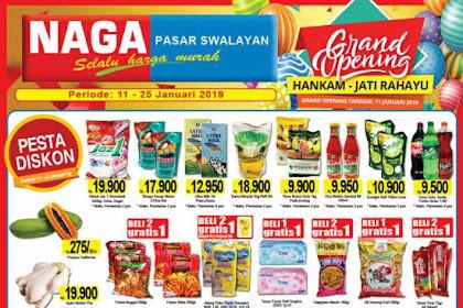 Katalog Promo Naga Pasar Swalayan 11 - 25 Januari 2019