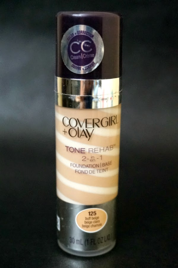 Cover Girl + Olay Tone Rehab CC Cream