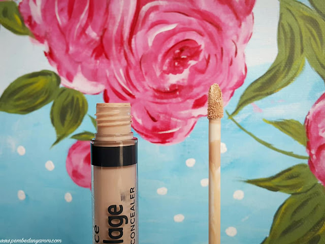 essence camouflage full coverage concealer kullananlar