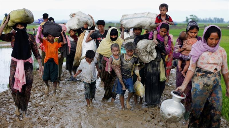 Myanmar-Bangladesh Mulai Pulangkan Ribuan Pengungsi Rohingya