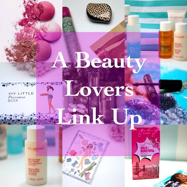 Beauty Link Up