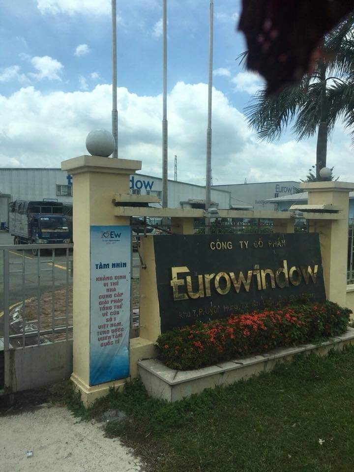 Eurowindow-Nhà Máy