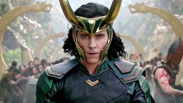 Marvel Superhero Loki HD Wallpaper