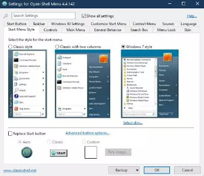 Cara Mengubah Tampilan Start Menu Windows 10-8