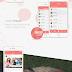 Shallo Dating App Mockup - FREE PSD