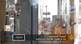 taroudantpress   الحصاد- الوباء العالمي.. عداد الضحايا يستمر  تارودانت بريس