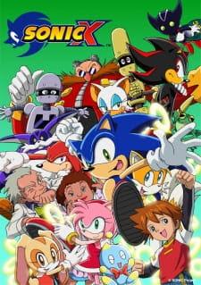Sonic X Latino