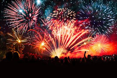 Crazy Days and Nights: Happy Fourth Everyone