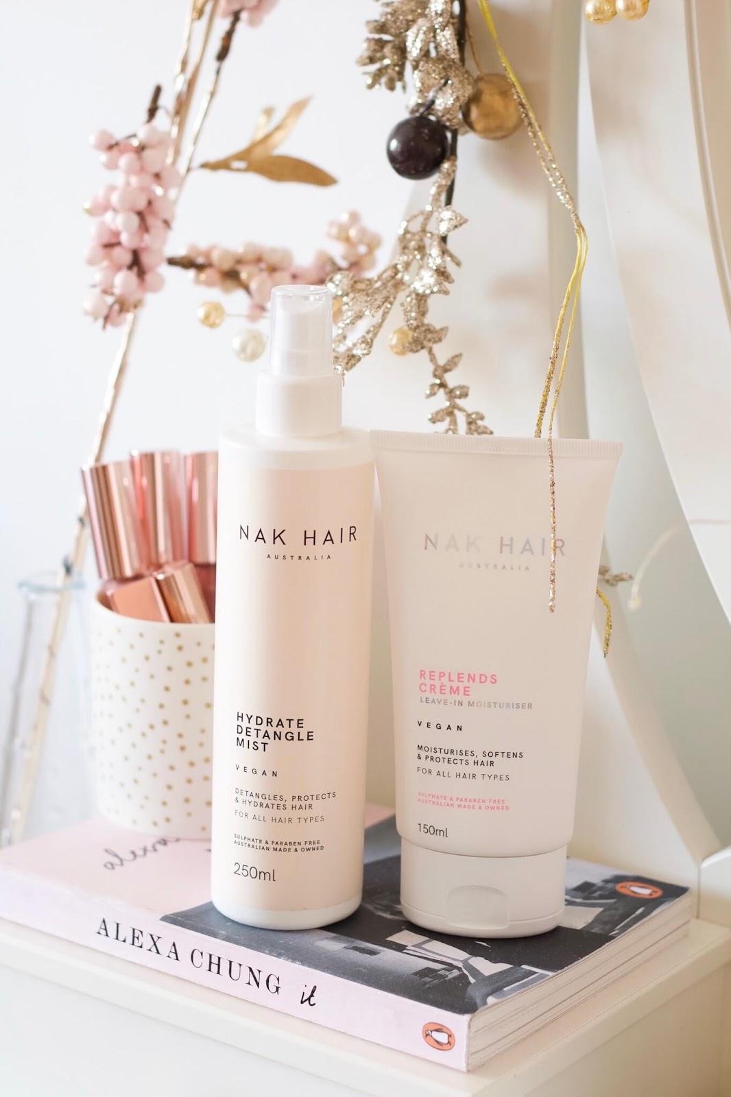 NAK Hair Review