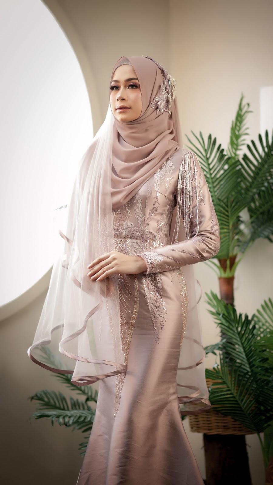 wallpaper HD muslimah cantik hijab kebawaya modern