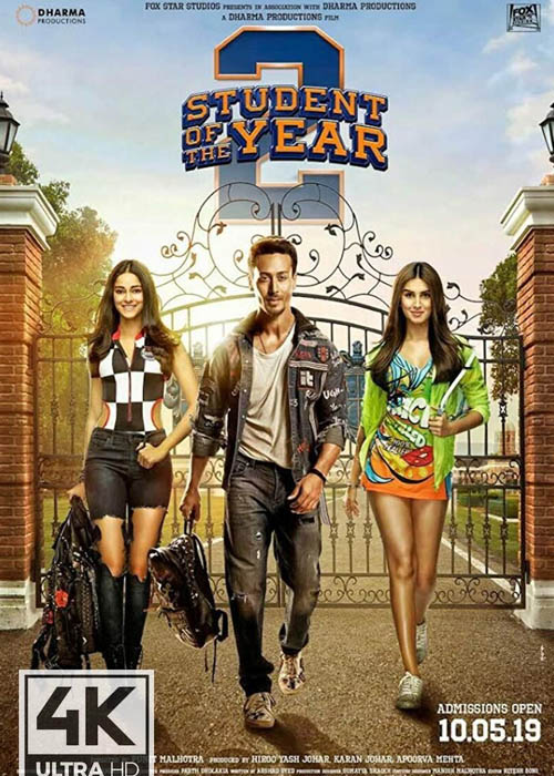 Student of The Year 2 Full Movie Download Pagalworld Filmywap
