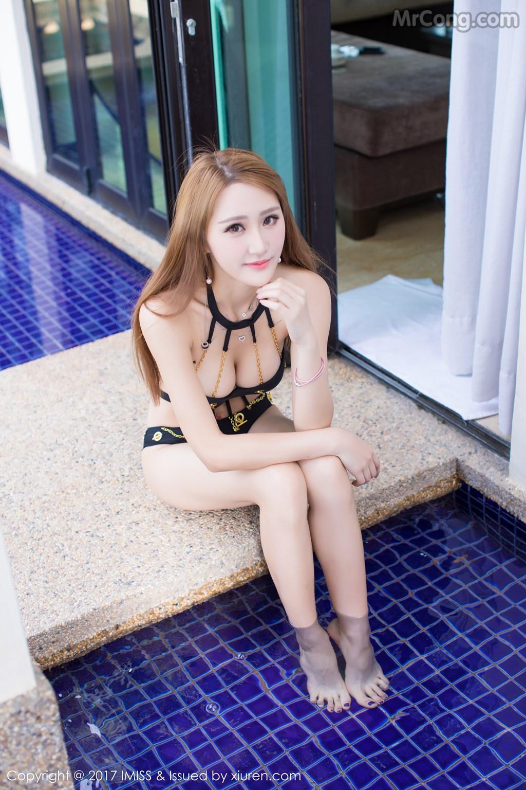 IMISS Vol.167: Người mẫu Yu Wei (妤薇Vivian) (42 ảnh)