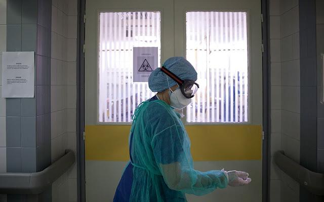 334 νέα κρούσματα  και   24 ακόμα θάνατοι .10 νέα κρούσματα στην Ήπειρο ,όλα στο νομό Ιωαννίνων