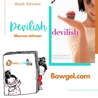 BOOK REVIEW INDONESIA | MAUREEN JOHNSON - DEVILISH