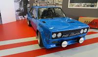 Fiat Abarth 131 Mirafiori, 1976