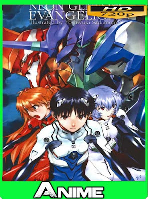 Neon Genesis Evangelion (1995) Temporada 1 WEB-DL 720p Latino[GoogleDrive] DizonHD