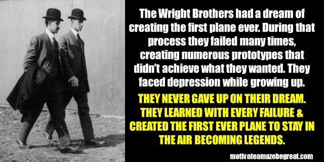 Success Stories From Famous People Who Failed Before Succeeding: The Wright Brothers