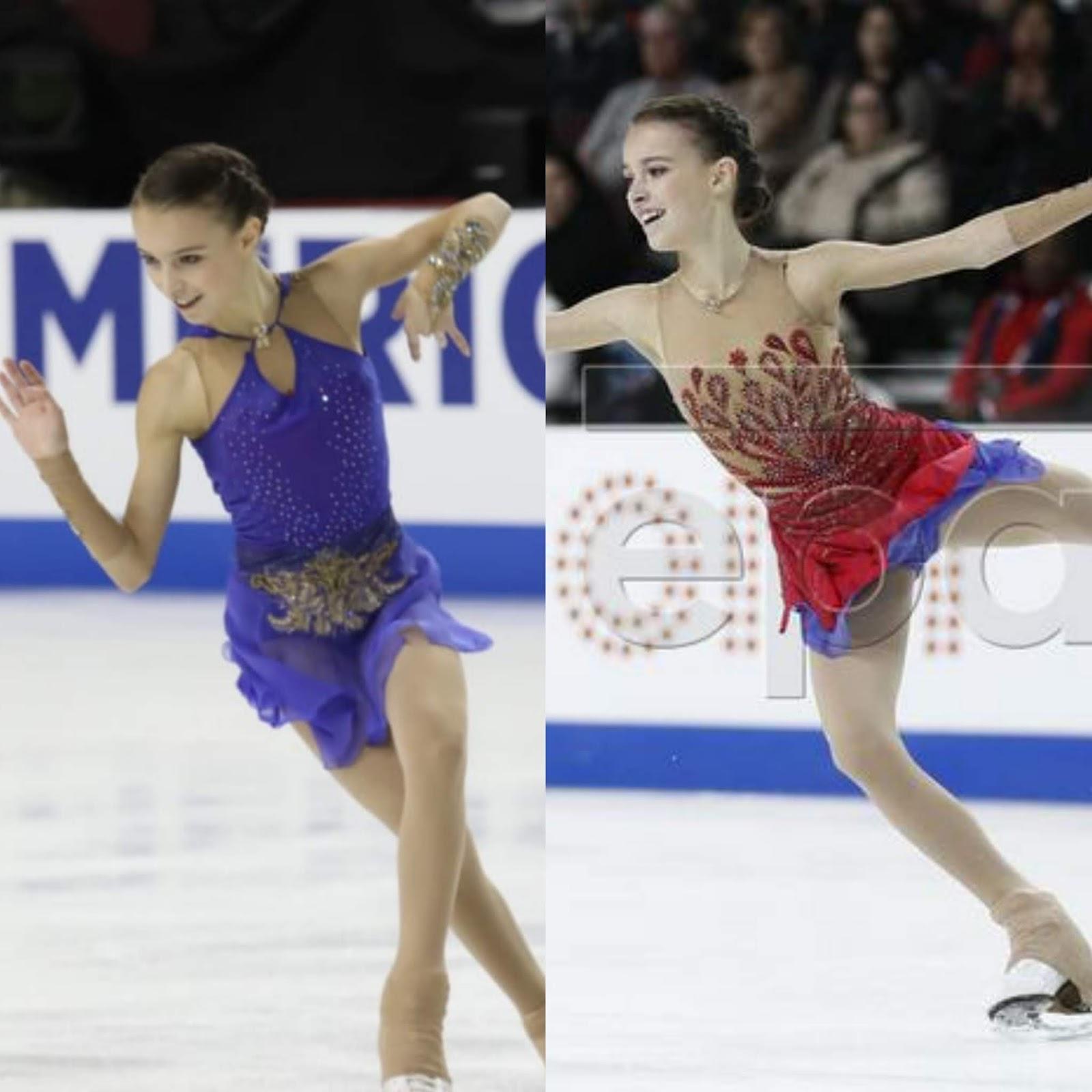 Nick Verreos: ICE STYLE.....Skate America 2019 Figure Skating Costumes Recap: LADIES!
