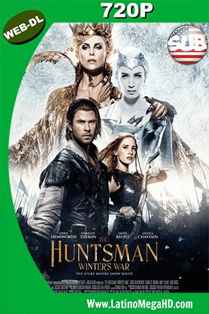 El Cazador Y La Reina Del Hielo (2016) Subtitulado Web-Dl HD 720p (2016)