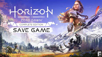 horizon zero dawn pc save game