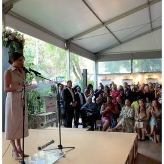 Meghan gives a heartfelt speech on final day of tour of Africa 2019