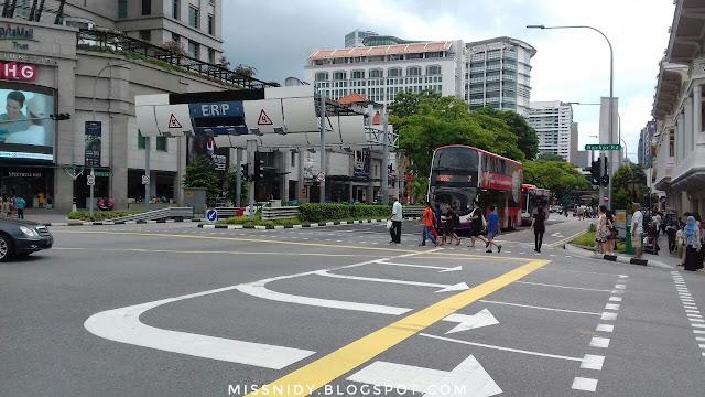 wisata belanja di singapore