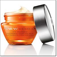 Avon Brochure 7 2012|Anew Genics Eye Cream