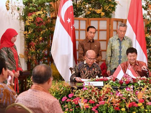 Kerja sama pendidikan Indonesia dan Singapura