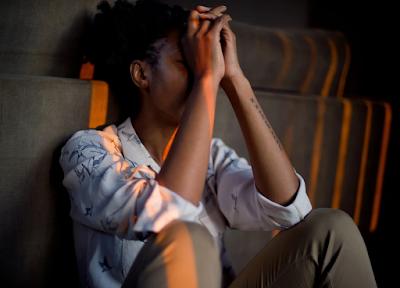kurangi stress untuk menghindari hidup tak sehat