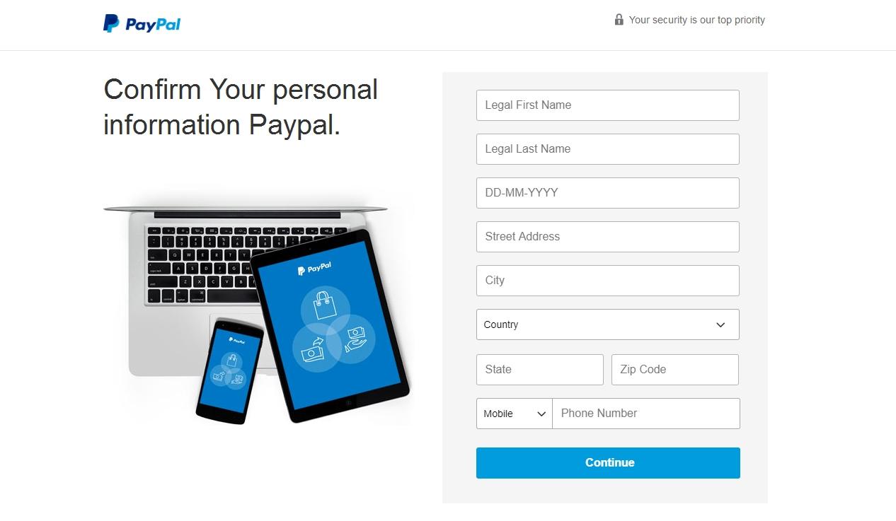 Download Script Scampage Paypal Carding - Terbaru | Infinite Haxor