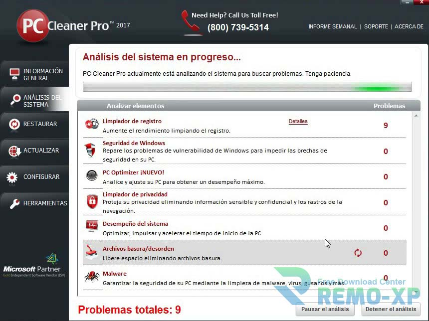 PC Cleaner Pro 2017 14.0.17.9.30 Multilingual
