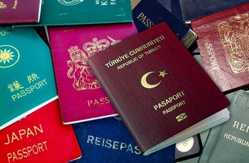 En güçlü pasaportlar belli oldu.