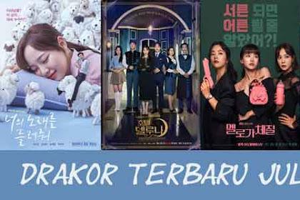 15 Drama Korea Terbaru Tayang Perdana Juli 2019 & Sinopsisnya