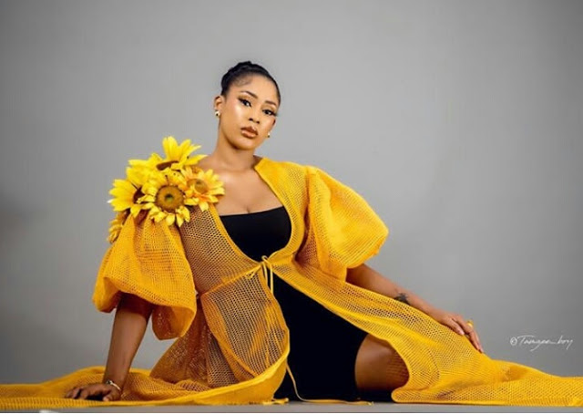Beauty Ambassador Sandra Okagbue