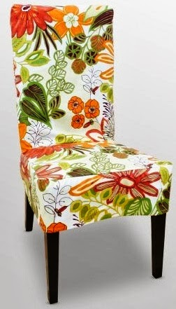 Designs For Daley Living Accent With Parson Chairs