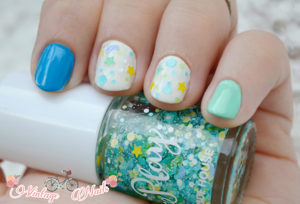 nail art, manicura, Etude House, Flormar, China Glaze