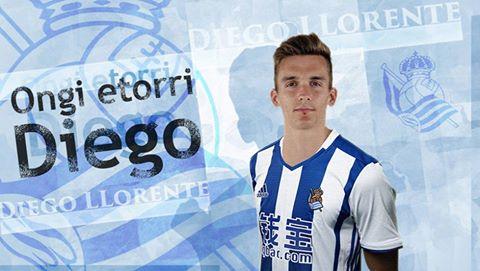 Diego Llorente é da Real Sociedad!