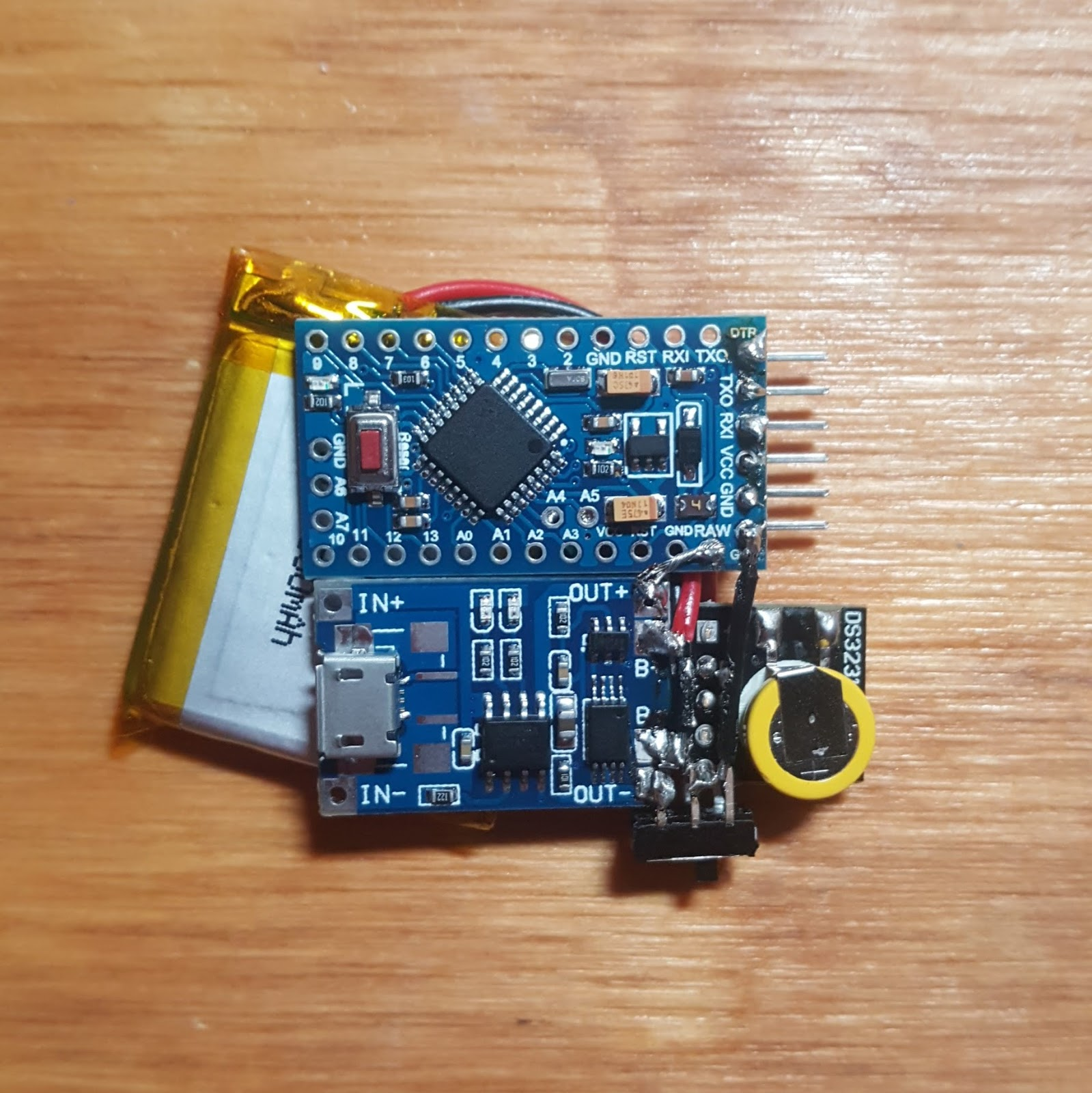 Rob's Electronics Projects Blog