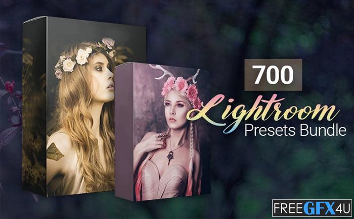 700 Amazing Lightroom Presets Bundle