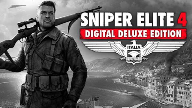 Sniper Elite 4 - Deluxe Edition (v1.4.1+MP) (RUSENG) (REPACK)