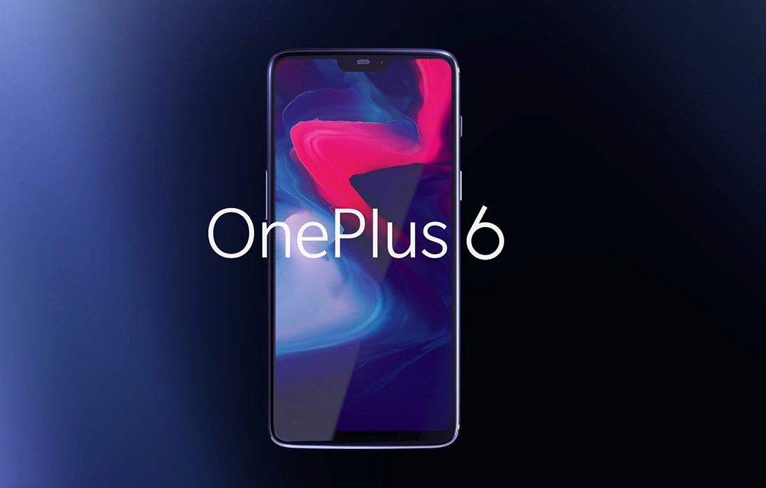 OnePlus 6 Now Official With Glass Back, Snapdragon 845, 4K 60fps Video And More For $529