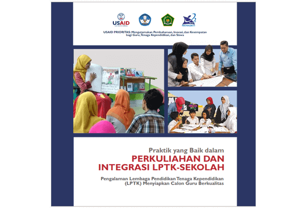 Buku Praktik yang Baik dalam Perkuliahan dan Integrasi LPTK-Sekolah