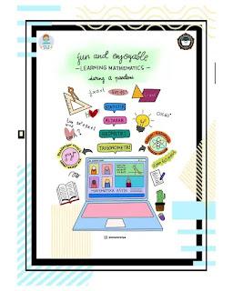 Poster Fun and enjoyable learning mathematics