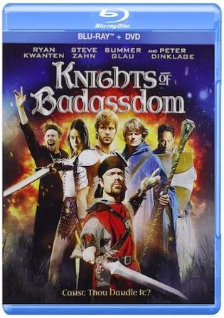 Knights Of Badassdom 2013 BluRay 300MB UNCUT Hindi Dual Audio 480p